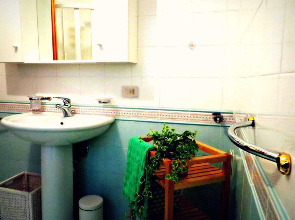 Cosa c'è di meglio di un bagno grazioso e pulito?